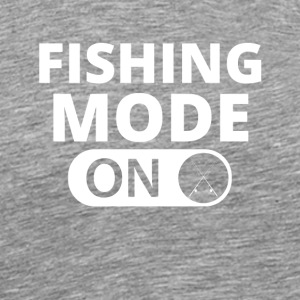 MODE ON FISHING - Männer Premium T-Shirt