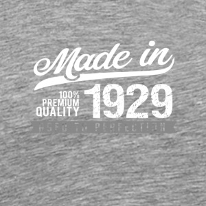 Made in 1929 - Men's Premium T-Shirt