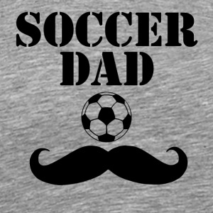 football DAD - T-shirt Premium Homme