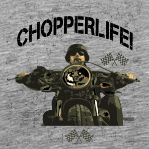 chopper Life - Men's Premium T-Shirt
