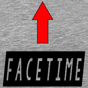 facetime - Men's Premium T-Shirt