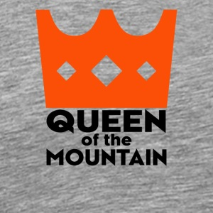 queen of the moutain - Männer Premium T-Shirt