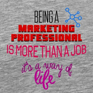 marketing Professional - Mannen Premium T-shirt