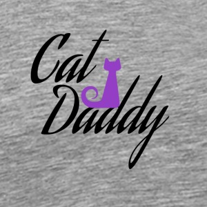 Cat Daddy - Mannen Premium T-shirt