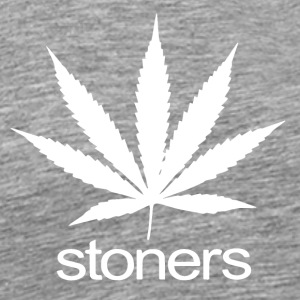 I smoke Stoners - Men's Premium T-Shirt