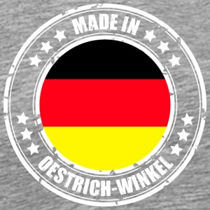 Oestrich ANGLE - Premium-T-shirt herr