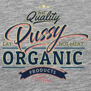 Vegan and vegetarian best quality vegan vibes - Men's Premium T-Shirt