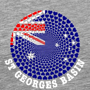 St Georges Basin - Men's Premium T-Shirt