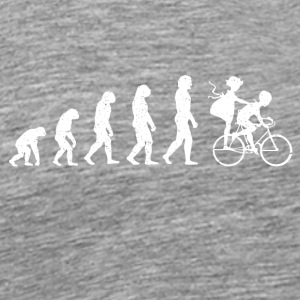 Evolution Kids Bike Bicycle Kids Bike Shirt - Men's Premium T-Shirt