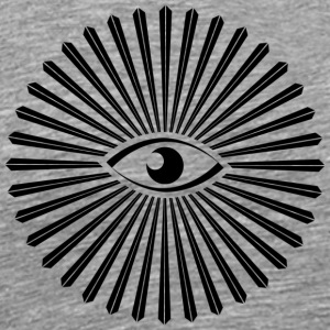 All-seeing eye - Men's Premium T-Shirt