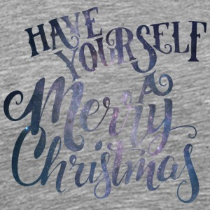 Have yourself a Merry Christmas - Männer Premium T-Shirt