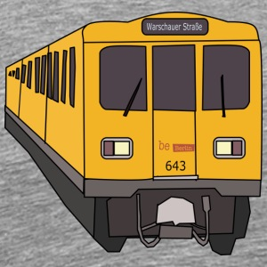 Subway - Premium-T-shirt herr