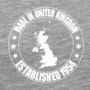 Made in United Kingdom - Männer Premium T-Shirt