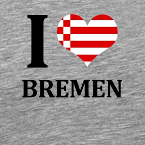 I love Bremen - Men's Premium T-Shirt