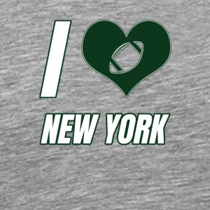 J'adore New York, - T-shirt Premium Homme