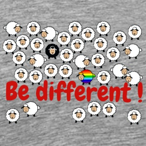 sheep 2 - Premium-T-shirt herr