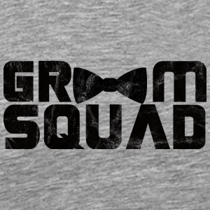 JGA / bachelor party: Groom Squad - Men's Premium T-Shirt