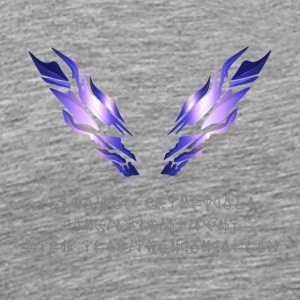 Epic Wings - Mannen Premium T-shirt