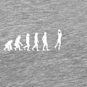 EVOLUTION basketball dunking dunker - Men's Premium T-Shirt