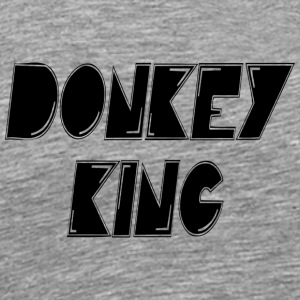 donky king - Men's Premium T-Shirt
