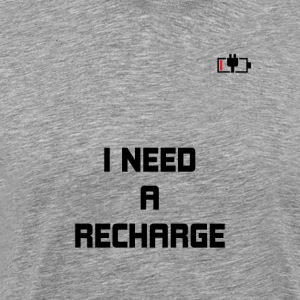 Recharge - Men's Premium T-Shirt