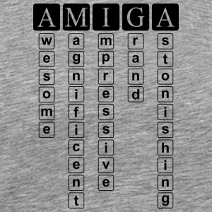 Amiga - Men's Premium T-Shirt