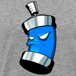 spray - Herre premium T-shirt