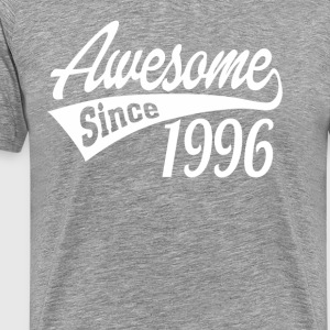 Awesome Since 1996 - Men's Premium T-Shirt