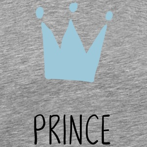 Prince Prince Crown - Men's Premium T-Shirt