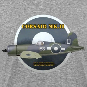 Corsair Mk.II, PS. Cole - Men's Premium T-Shirt