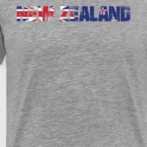 New Zealand motif - Men's Premium T-Shirt