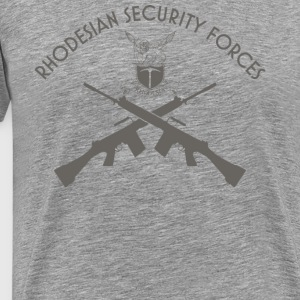 rhodesian forces - Men's Premium T-Shirt