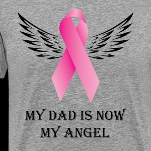 My Dad is now My Angel. Cancer Awareness