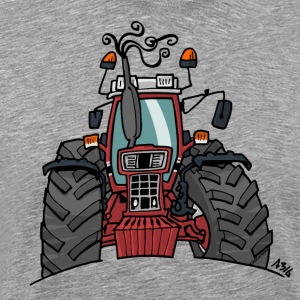 501 Red tractor 1055XL