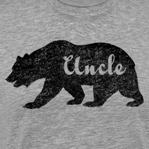 Uncle Bear Gifts idea for uncles. Camping Wildlife