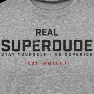 Real superdude