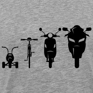 Evolution avant Motorcycle