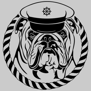 ed7fc721 ENGLISH BULLDOG English Bulldog Wilsigns hunder - Premium T-skjorte for menn