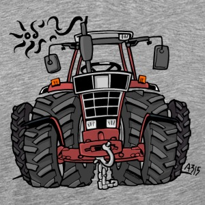 0097 Red tractor