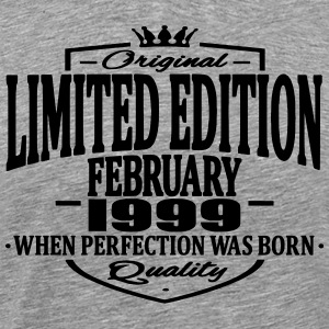 Limited edition february 1999