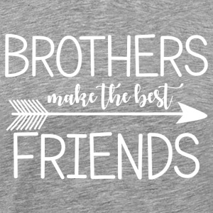 Brothers make the best friends.Gifts for brothers.