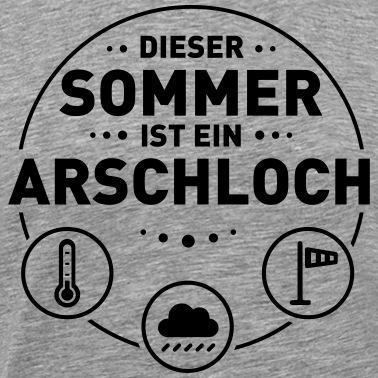Arschloch wund