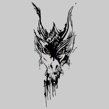 Dragonslayer, dragon, lizard, mythical creature, mythical