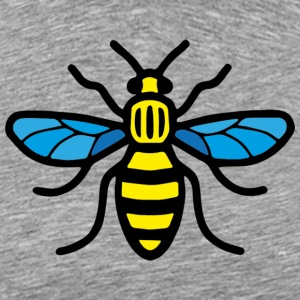 Manchester Bee (Colour)