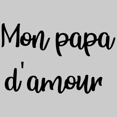 Mon Papa Est Un Geek Mens Premium T Shirt Spreadshirt