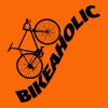 Bike aholic - Men's Premium T-Shirt