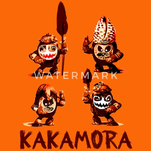 Kakamora Coconut Monsters Pirates Sudsee Movie Crawling By Creation Lilly