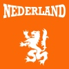 Nederland + Lion - Men's Premium T-Shirt