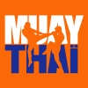 Muay thai logo - Men's Premium T-Shirt
