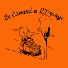 canard à l'orange - T-shirt Premium Homme
